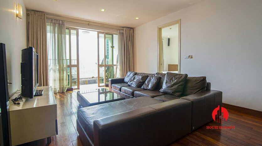 western style apartment for rent in p1 ciputra 13