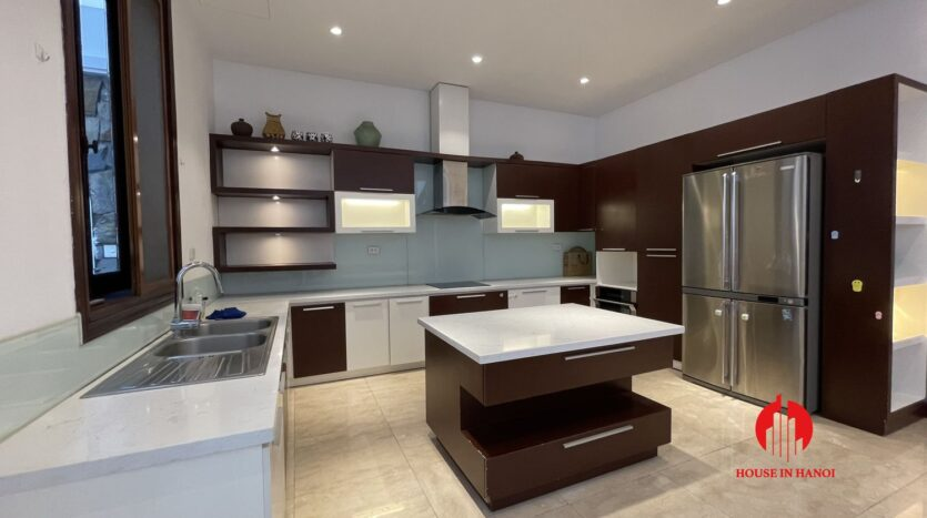 Nicely renovated villa in T7 Ciputra 10