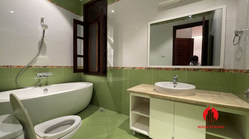 Nicely renovated villa in T7 Ciputra 18