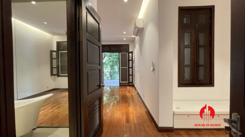 Nicely renovated villa in T7 Ciputra 22