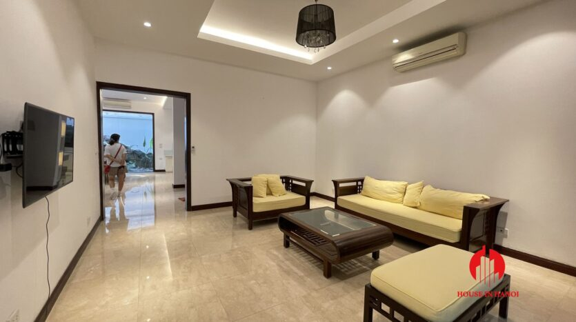 Nicely renovated villa in T7 Ciputra 28