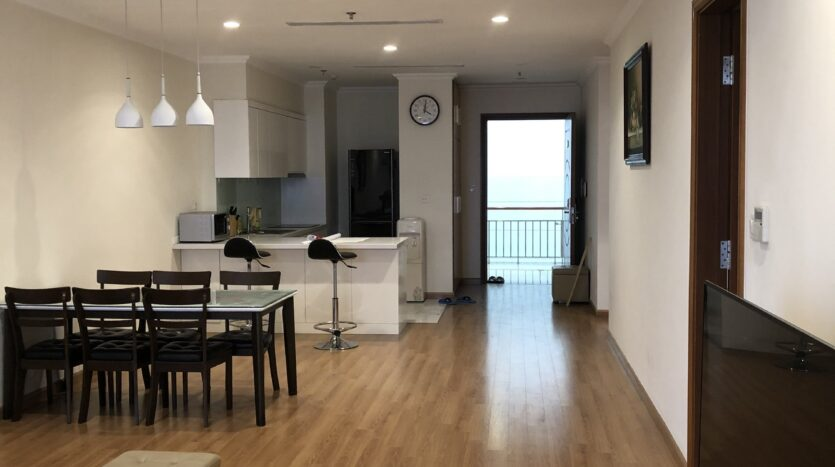 Warmish Apartment with 3 Bedrooms for rent in Vinhomes Nguyen Chi Thanh 7