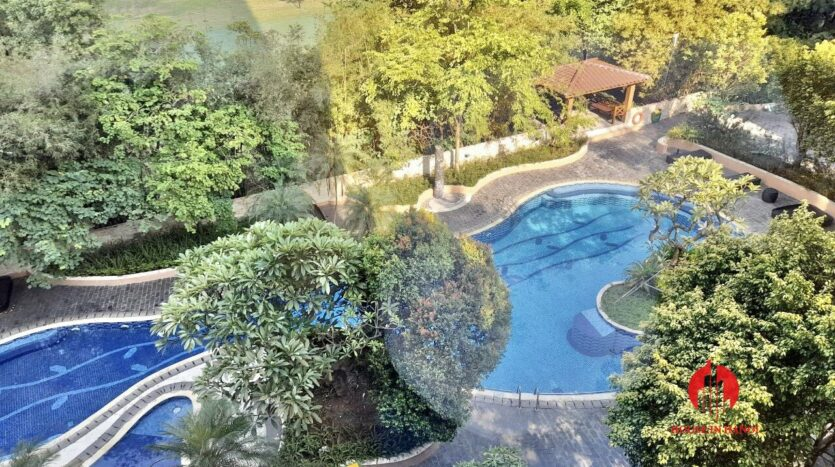 pool view apartment in l2 ciputra 2